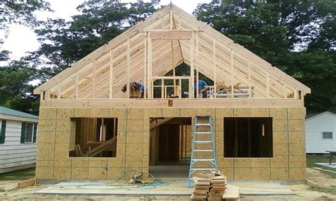 Small Two Story Cabin Plans by Small 2 Story Cottage Plans Simple Two Story House Plans