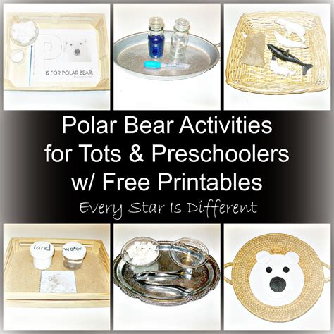 polar activities for tots amp preschoolers w free 388 | Polar%2BBear%2BActivities