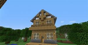 House, Ideas, Three, Cool, Awesome, House, Minecraft, Project