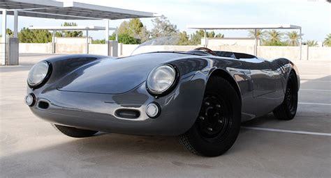 porsche 550 spyder you won 39 t care that this porsche 550 spyder outlaw is a