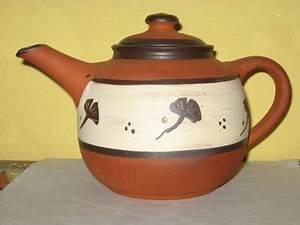 Teekanne 1 5l : teekanne terracotta 1 5l t pferei heike zielinski berlin ~ Watch28wear.com Haus und Dekorationen