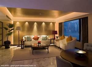 Beleuchtung Decke Wohnzimmer : abgehangte decke mit beleuchtung beleuchtung bewusst verwenden teil 33 mit led streifen ~ Sanjose-hotels-ca.com Haus und Dekorationen