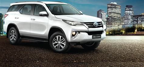 Toyota Fortuner Picture by Toyota India Official Toyota Fortuner Site
