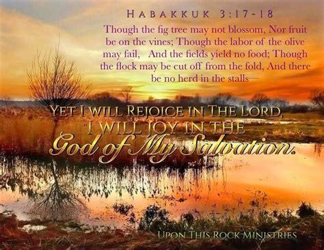 rejoice habakkuk
