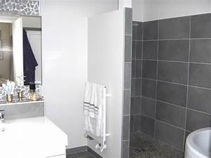 Faience Blanche Salle De Bain : faience salle de bain mosaique ~ Dailycaller-alerts.com Idées de Décoration