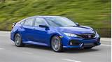 Honda Civic Si specs, 0-60, quarter mile - FastestLaps.com