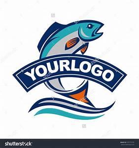 Fish Vector Design Logo Template. Seafood Restaurant Idea ...
