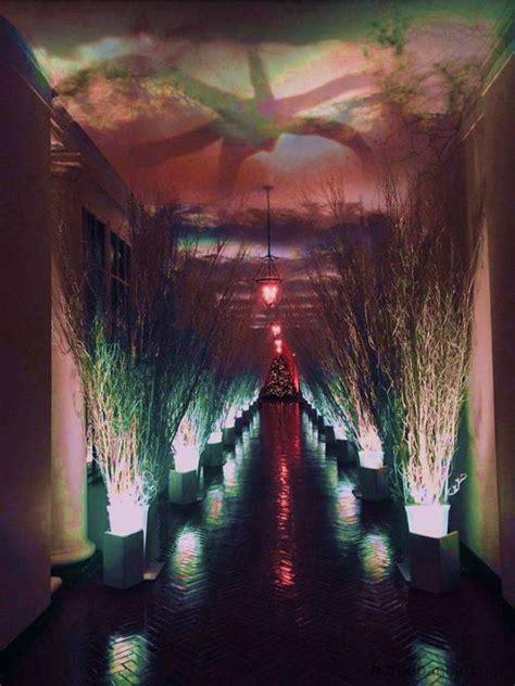 melania trumps white house christmas decorations