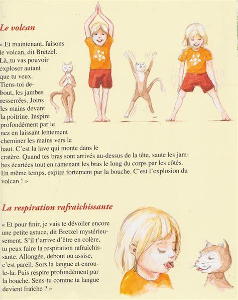 dicor chambr léa et le yogi un chouette livre pour initier les