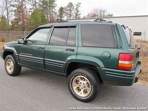 1996 Jeep Grand Cherokee Limited  Sold