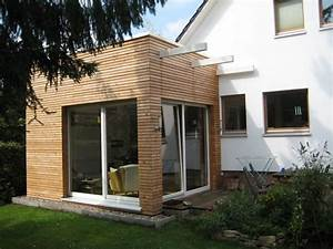 Eingangsbereich Haus Neu Gestalten : ber ideen zu holzfassade auf pinterest fassade ~ Lizthompson.info Haus und Dekorationen