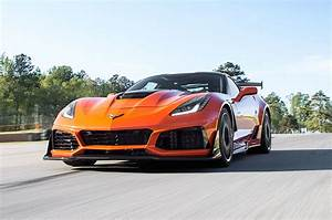 2019 Chevrolet Corvette ZR1 First Drive: Keep Your Cool