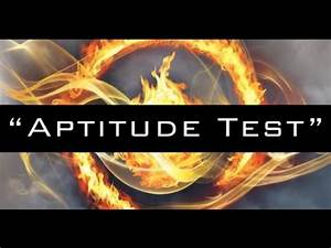 The Aptitude Test - Divergent video - Fanpop