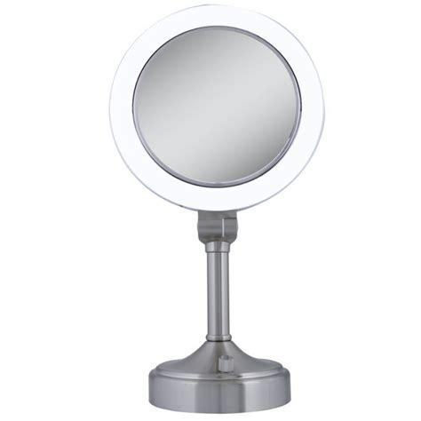 Bathroom Magnifying Mirror With Light by Bathroom Magnifying Mirror With Light Uk Kahtany Lights