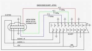Nintendo Entertainment System Wiring Diagram Best Wiring