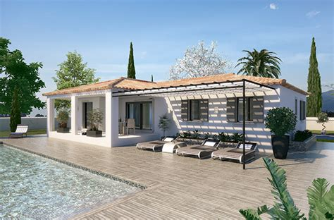 modele maison plain pied 4 chambres recherche modèle de maison vaucluse 84 ma future maison
