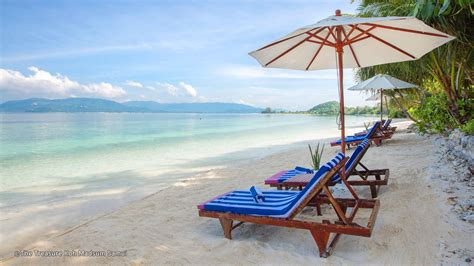 7 Amazing Resorts On Their Own Islands In Thailand