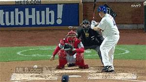283-pound Mets pitcher grounds out, entertains everyone ...