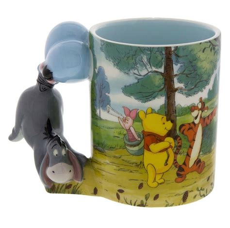 Great savings & free delivery / collection on many items. Disney Parks Winnie the Pooh Caracter Handle Eeyore 12oz Coffee Mug New 400000691848 | eBay