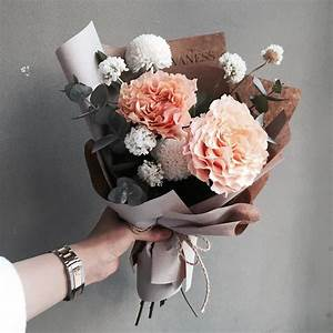 Beau Bouquet De Fleur : beau bouquet de fleurs vaness trendy mood ~ Dallasstarsshop.com Idées de Décoration