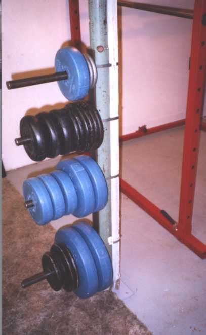 ideas  diy weight plate rack home diy projects inspiration diy crafts  party