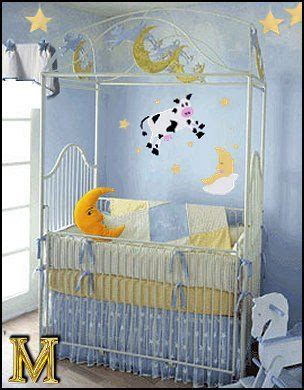 Decorating theme bedrooms Maries Manor: celestial moon