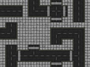 Road, Tile, Textures