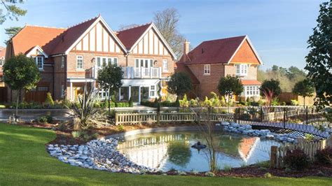 Hertford Presents An Excellent Mix Of New Homes With