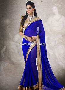 Indian Designer Bollywood Fashion Saree  Sari