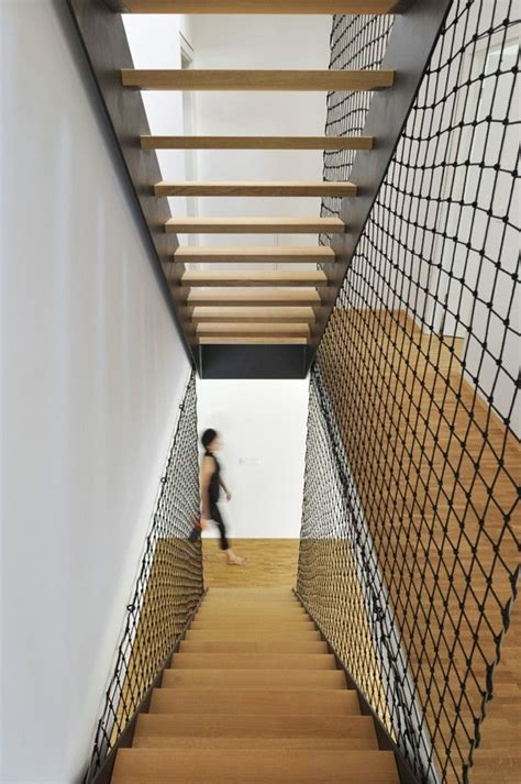 netscapes 9 stairwells with nautical enclosures cable