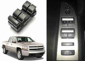 Replacement Drivers Side Window Switch For 2007