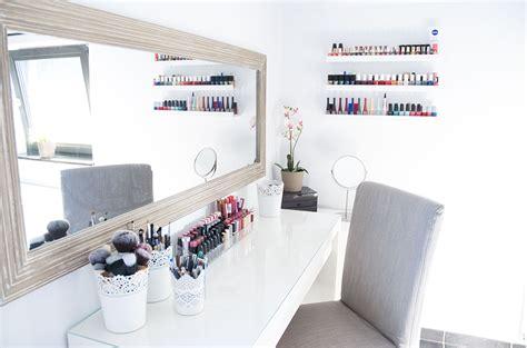 ikea meuble bureau rangement mon rangement makeup domino effect