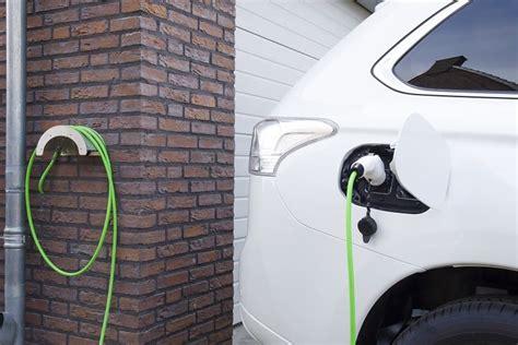 Wallbox  Ladestation Für Das Elektroauto Zu Hause