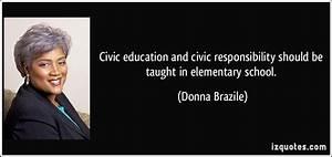 Responsibility ... Civic Responsibility Quotes