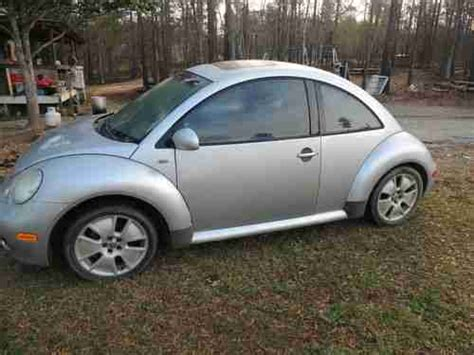 where to buy car manuals 2002 volkswagen new beetle engine control buy used 2002 volkswagen beetle turbo s 6 speed manual leather moon roof all power in