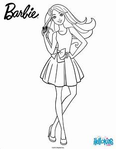 21+ Barbie Coloring Pages – Free Printable Word, PDF, PNG ...