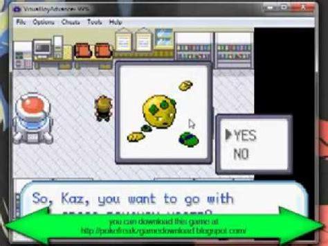 vba downloads pokemon