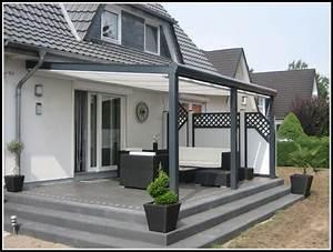 Alu terrassen berdachung bausatz freistehend terrasse for Terrassenüberdachung bausatz alu
