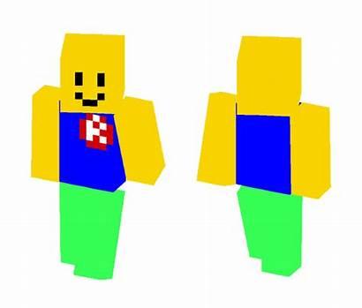 Noob Roblox Minecraft Skin Skins Superminecraftskins