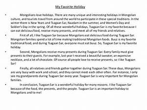 my summer holiday essay sample template