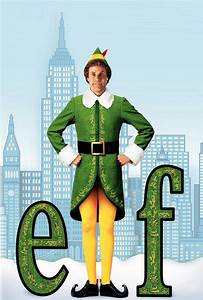 elf-movie-poster - NerdSpan