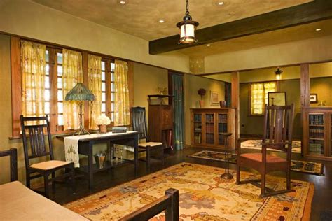 From The Mind Of Gustav Stickley  Design For The Arts