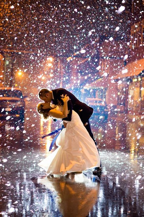 creative winter wedding ideas hative