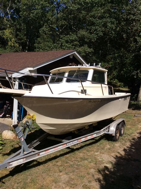 Aluminum Boats With Pilot House by The Hull Boating And Fishing Forum View Single