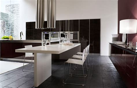 black and white kitchen decor 30 black and white kitchen design ideas digsdigs