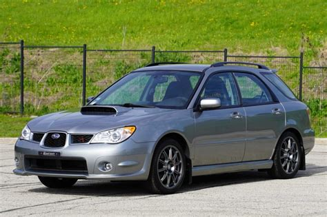 mile  subaru impreza wrx wagon  sale  bat