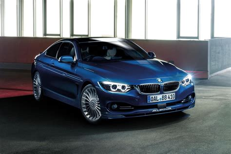 2014 Alpina B4 Coupe Review