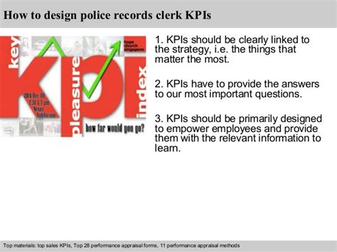 Records Clerk Questions And Answers by Records Clerk Kpi