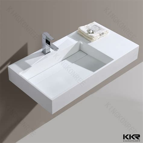 Pedicure Sinks For Home by White Acrylic Solid Surface Sink Pedicure Sinks Bowl