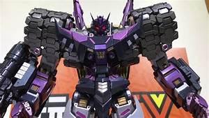 Toystv Figure Talk  91 Flame Toys  U9244 U6a5f U5de7 Transformers Kuro